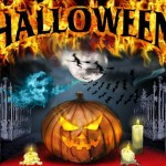 130 Imágenes de dibujos de Halloween, Noche de brujas para colorear y carteles para el 31 de octubre