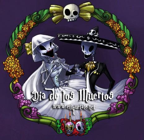 Dia de los Muertos 2012 - 2013 (7)