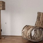 Diseños originales con basura: Imágenes de muebles, arte  y artesanías con material reciclado