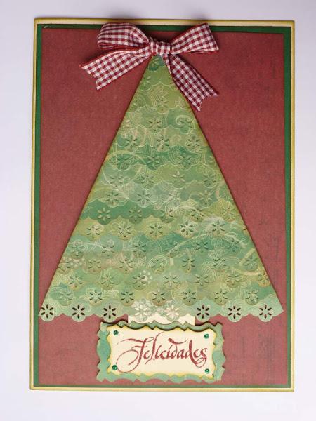 rboles al crochet para navidad ideas navideas al ganchillo