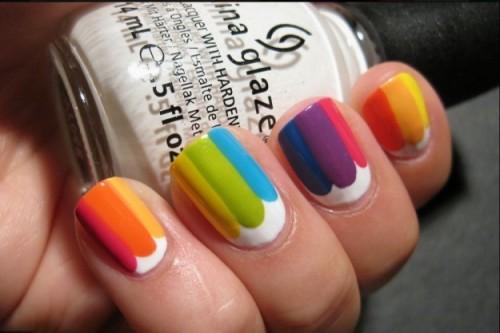 unas-decoradas-verano-2014-multicolor