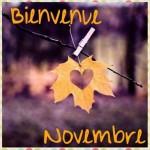 Calendarios de Noviembre: Noviembre en diferentes idiomas para descargar con mensajes y bendiciones