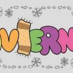 Imágenes invernales para imprimir y pintar este invierno