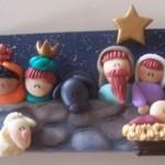 El pesebre de Navidad: Imágenes Navideñas para compartir de Portales de Belén