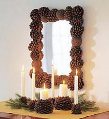 pinasDecorar-espejos-en-Navidad-350x383