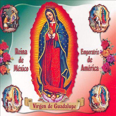 Feliz Día de la Virgen de Guadalupe - 12 de Diciembre - México