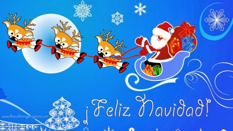 Feliz Navidad Santa 1