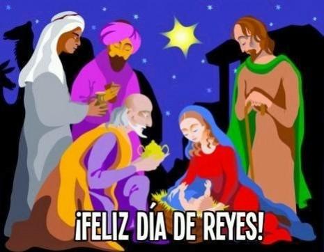 Feliz Dia de Reyes 3