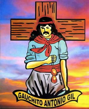 feliz Día del Gauchito Gil - 8 de Enero - Argentina