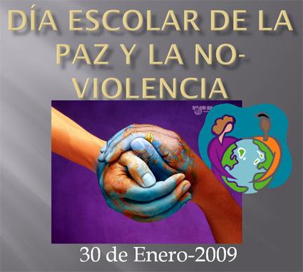 Mensajes de Paz y no Violencia para compartir Imgenes para