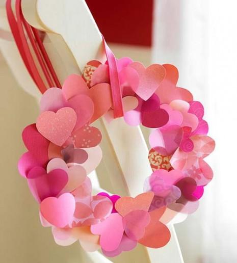 Corona-de-corazones-para-el-día-de-los-enamorados