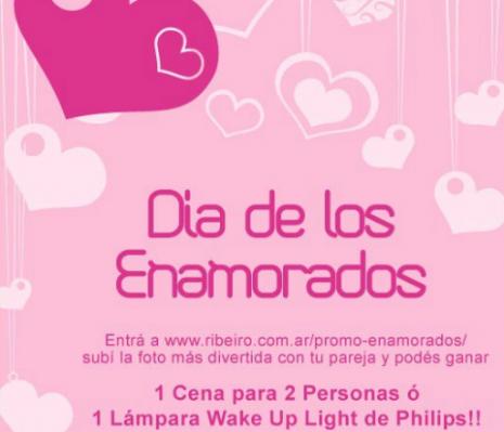 Promo Ribeiro día de los enamorados