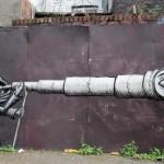 Imágenes comics callejeros para descargar y compartir: Graffitis callejeros o Street Art