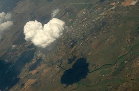 corazon nube