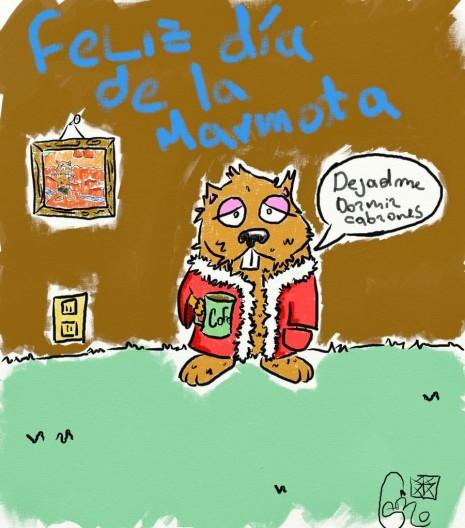 feliz dia de la marmota - 2 de febrero - estados unidos 06