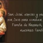 Tarjetas Día de San José para el WhatsApp: 19 de marzo