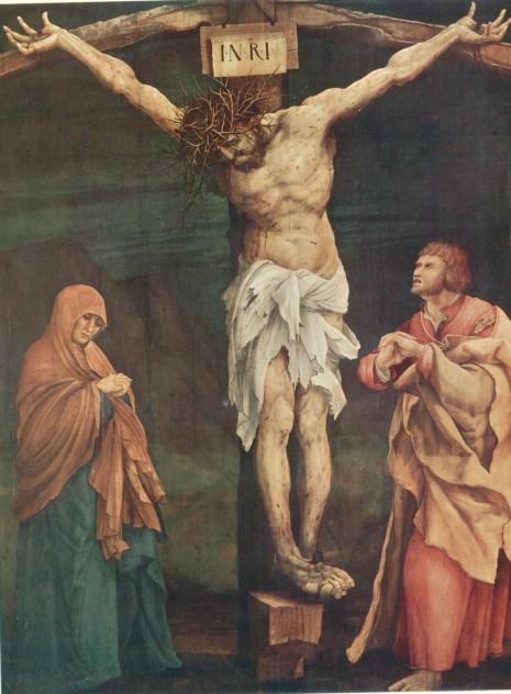Matías Grunewald_Crucificción II
