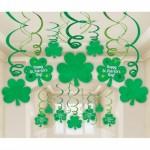 Imágenes de colgantes o adornos para decorar tu casa en San Patricio
