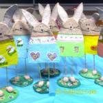 Manualidades infantiles para hacer en las Pascuas y para colorear en Semana Santa