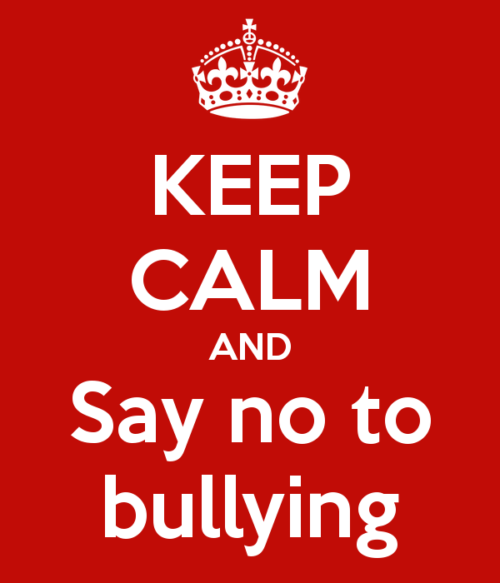 acosokeep-calm-and-say-no-to-bullying