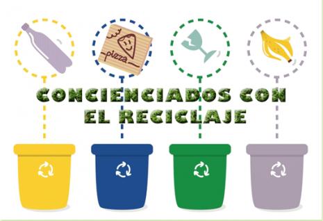 50 im genes para compartir en el d a del reciclaje 17 de - Colores para reciclar ...