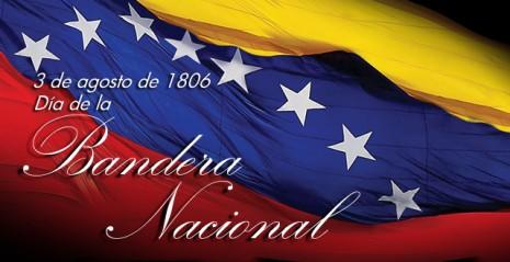 veneFeliz Día de la Bandera - 3 de Agosto - Venezuela 08