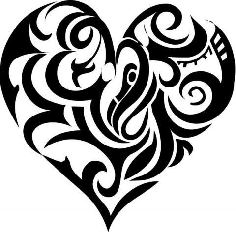 corazonesLa-historia-de-los-tatuajes-de-corazones-12