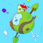 Las mejores imágenes de reciclaje y ecología para descargar y compartir en WhatsApp