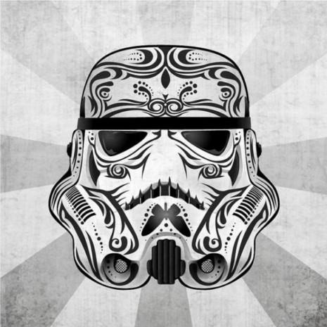 dia-de-muertos-meets-star-wars_1