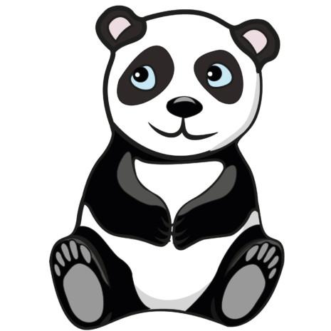 panda-50-x-50-cm