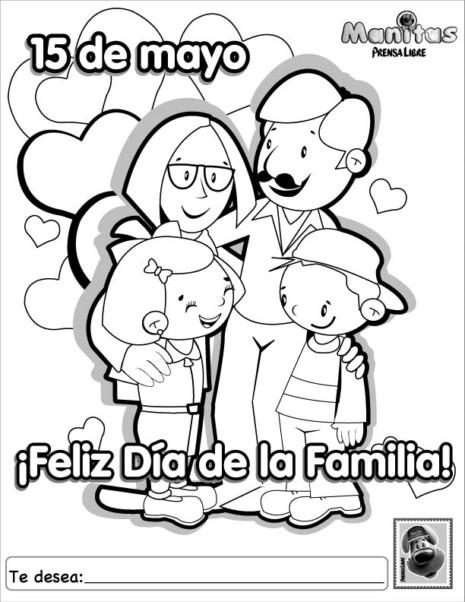 Día-de-la-Familia-imágenes-para-colorear-11
