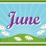 52 Imágenes con frases de hola Junio para compartir en Facebook o WhatsApp