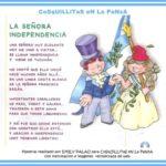 Más manualidades para el 9 de julio 2016 Bicentenario de la Independencia