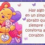 Imágenes de Winnie Pooh con mensajes tiernos de amor
