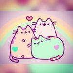 Imágenes kawaii para WhatsApp: Bonitos dibujos animados