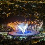 Impresionantes imágenes del Acto Inaugural de los Juegos Olímpicos Río 2016