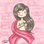 Imágenes para compartir del Día Internacional de Lucha contra el Cáncer de Mama