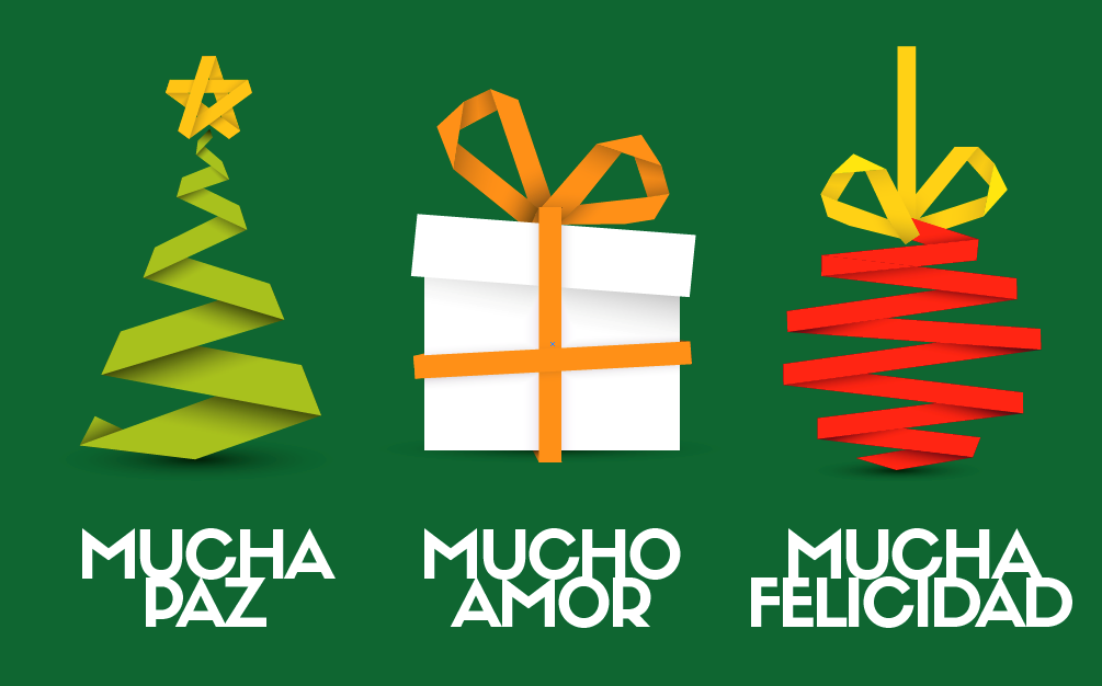 Imagenes con frases y felicitaciones de navidad y a o - Deseos de feliz navidad ...