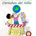 Carteles e imágenes con frases para celebrar el Día Mundial de los Derechos del Niño