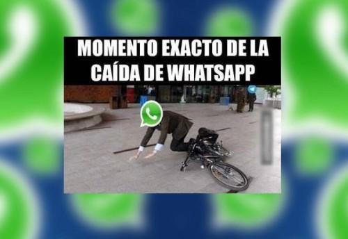 Caida De Whatsapp Picture: Memes Divertidos De Año Nuevo Para Whatsapp