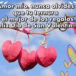 Frases, poesías, tarjetas de amor para el 14 de febrero San Valentin
