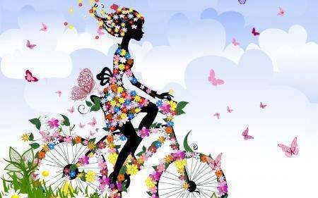 Bici primavera