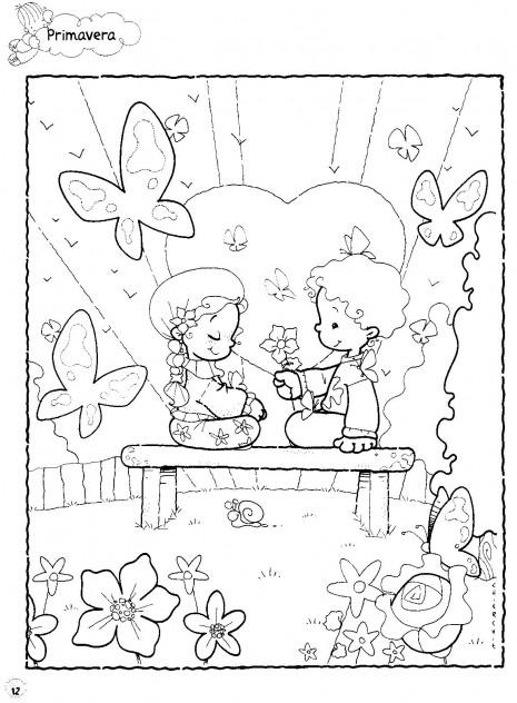 Dibujos Primavera 20