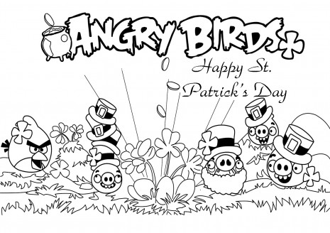 dia-de-san-patricio-para-colorear-Happy-st-patricks-day-angry-birds-coloring-pages
