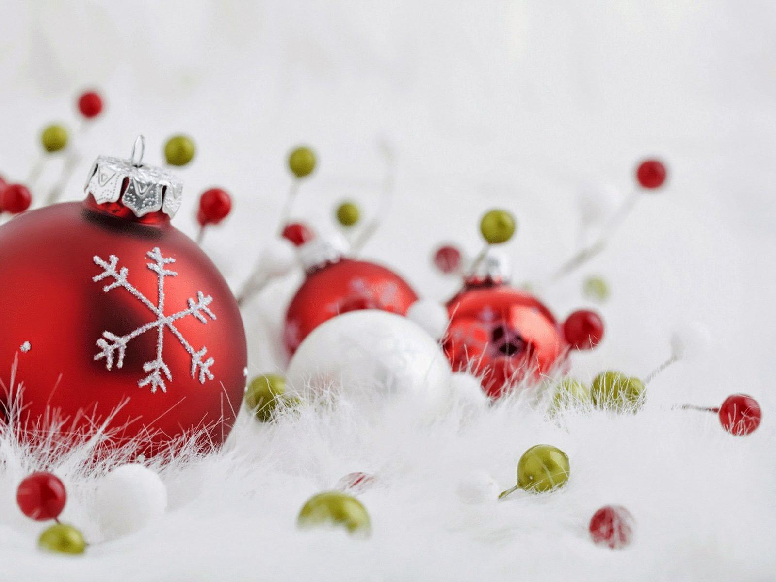 Imagenes de Navidad Con Bolas