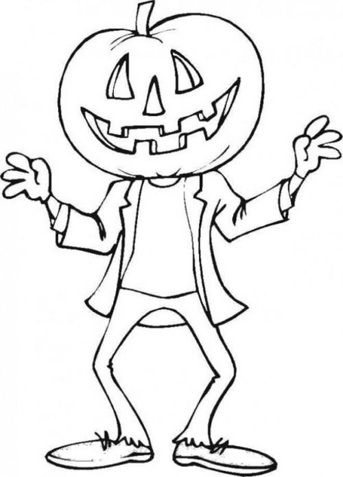 130 Imágenes De Dibujos De Halloween Noche De Brujas Para Colorear