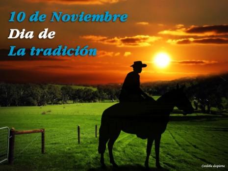 10 de noviembre Dia de la Tradicion
