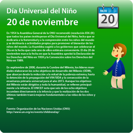78 Imágenes Y Mensajes Para El Día Universal Del Niño 20