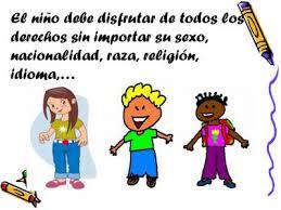 Día Internacional De Los Derechos Del Niño Imágenes Para El