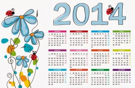 calendario-2014-flower-calendar